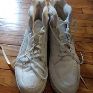 NWOT Reebox Men's High Top Sneakers Size 15